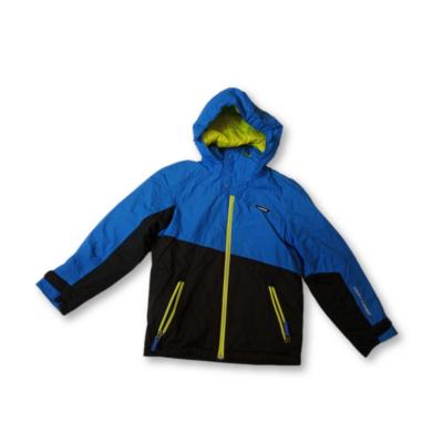 140-es kék télikabát - Wedze, Decathlon