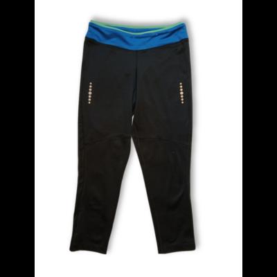 Női S-es fekete sportnadrág, leggings - Crane