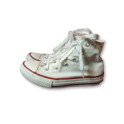 29-es fehér magasszárú vászon tornacipő - Converse