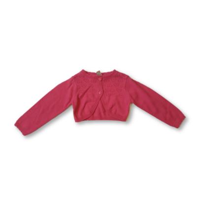 92-es pink kötött boleró - Kiki & Koko - ÚJ