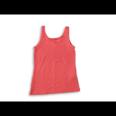 116-os uv rózsaszín ujjatlan póló - Primark - ÚJ