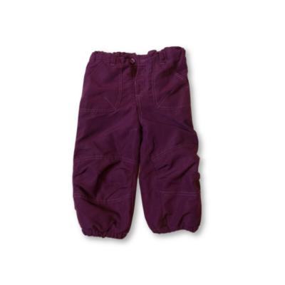 86-os polárral bélelt lila nadrág - Okay