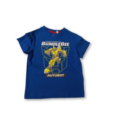 92-es kék póló, Bumblebee - Transformers - ÚJ