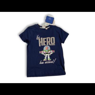 92-es kék póló - Toy Story - ÚJ