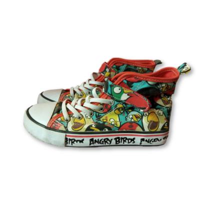 32-es színes vászoncipő - Angry Birds