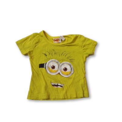 92-98-as sárga póló - Minyonok