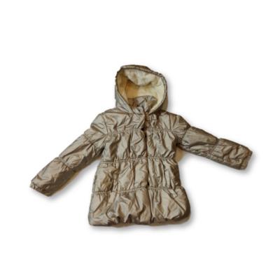 116-122-es ezüstszínű télikabát - George