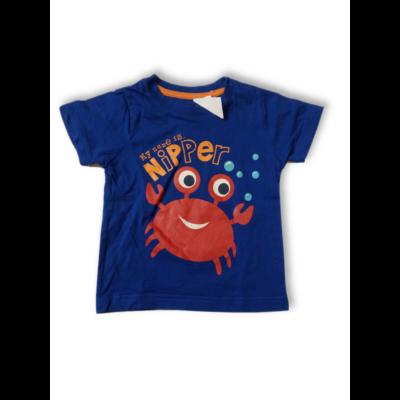 92-es kék rákos póló - Minoti