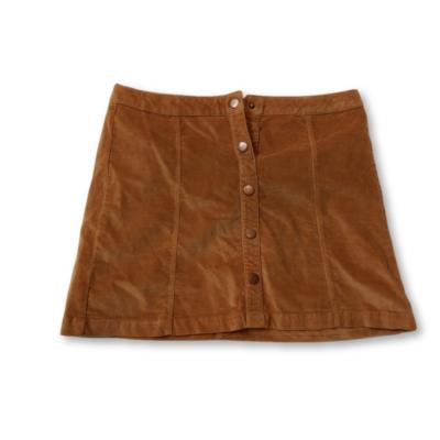 152-es barna szoknya - Zara