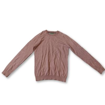 Férfi Xs-es rózsaszín vékony kötött pulóver - Burton