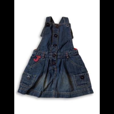 92-es kék kantáros farmerruha - Jasper Conran