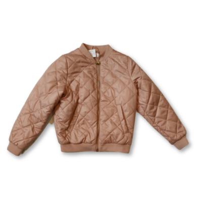 134-es rózsaszín átmeneti kabát - H&M