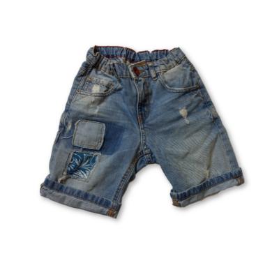 116-os kék fiú farmer short - Zara