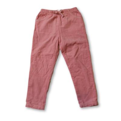 98-as rózsaszín pamut bélésű kordnadrág - Pepco