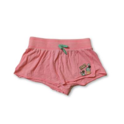 134-es uv rózsaszín pamutshort, rövidnadrág - Pepco