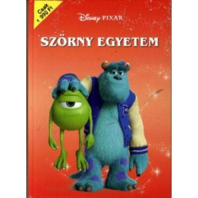 Walt Disney – Szörny Egyetem - könyv