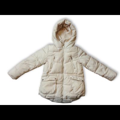 134-es drapp télikabát - Zara