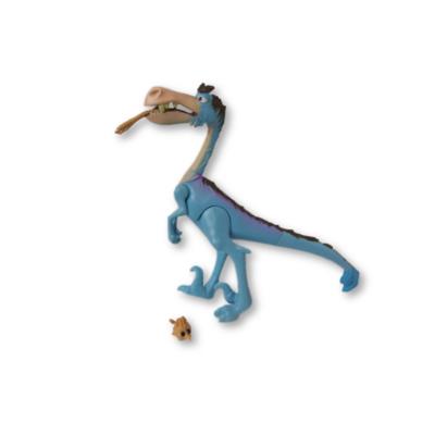 Kk dínó figura (20 cm) és barna állatka (2 cm)