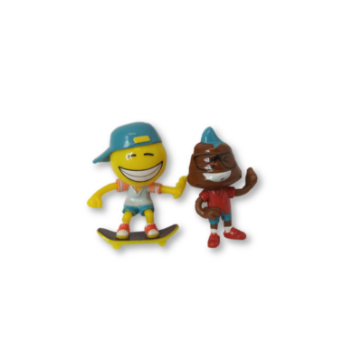 2 Emoji figura egyben