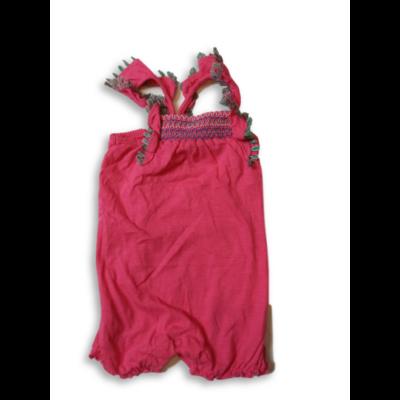 74-es rózsaszín hímzett napozó - In Extenso