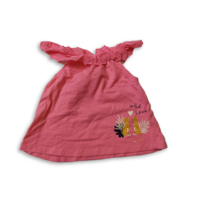 74-es rózsaszín párducos póló - In Extenso