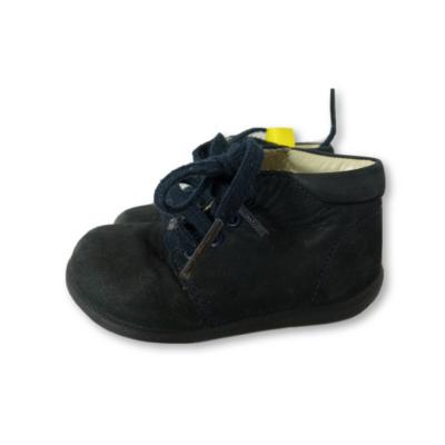 18-as kék bőrcipő - Elefanten