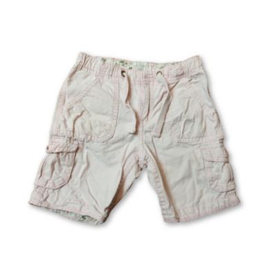 104-es rózsaszín vászon short - H&M