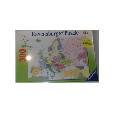 300 db-os kirakó, puzzle - Európa - Ravensburger- ÚJ