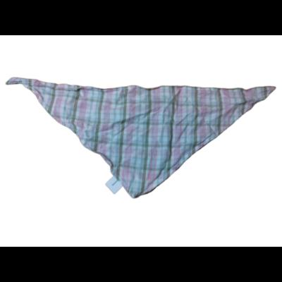 Khaki-rózsaszín háromszögkendő - H&M