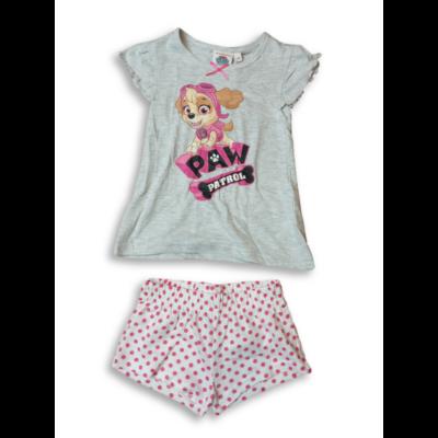 92-es nyári pizsama, Skye - Paw Patrol, Mancs Őrjárat - ÚJ