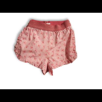 80-as rózsaszín flamingós vászonshort - Ergee - ÚJ