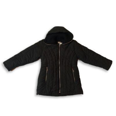 128-as fekete télikabát - Mikita