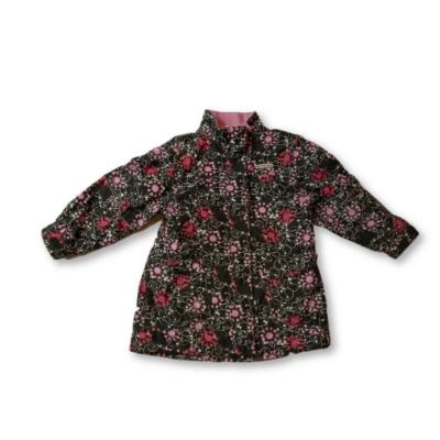 122-128-as szürke virágos átmeneti kabát - Jonathan