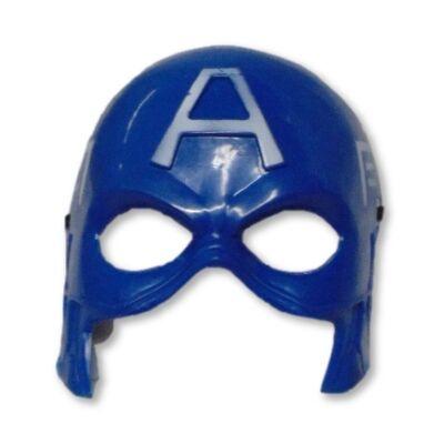 Amerika kapitány műanyag álarc - Captain America - ÚJ