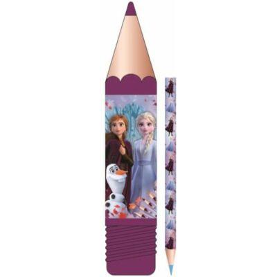 Színes ceruza (8 db-os szett) - Disney Jégvarázs, Frozen - ÚJ