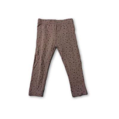 92-es szürke csillagos leggings