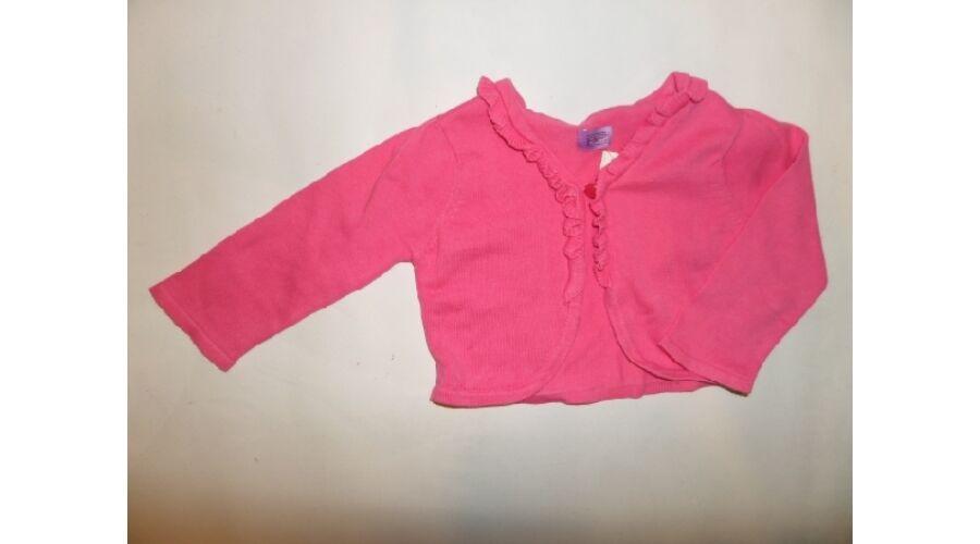 98-as rózsaszín kötött boleró - F F - felicity.hu használt ruha ... 3b713753e0